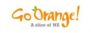 Go Orange logo