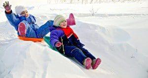 Te Anau fun in the snow