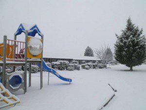 Winter at Te Anau TOP 10 Holiday Park