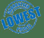 lowest price gauarantee